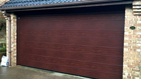 Insulated SectionalGarage Doors