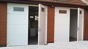Side-HingedGarage Doors